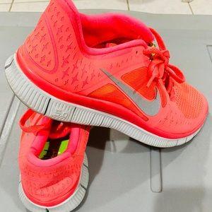 Nike Free Run 3 Women's Size 7 Sneakers